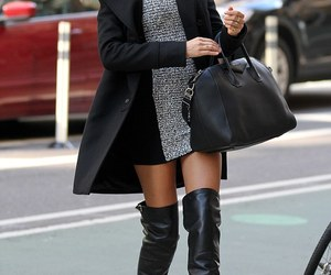 fashion, miranda kerr, and boots image