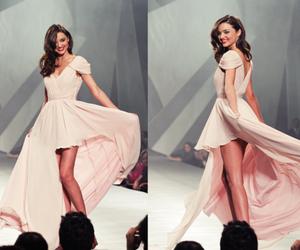 miranda kerr, fashion, and dress image