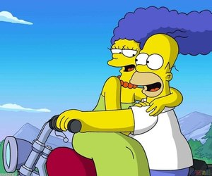 simpsons and homer image