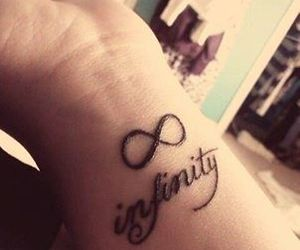 forever, girly, and tatto image