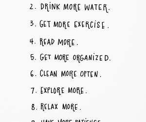 list, quotes, and life image