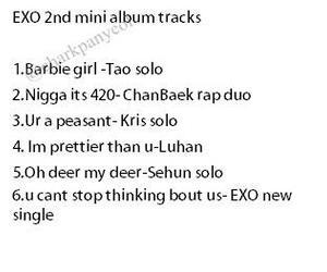 exo, exo k, and exo m image