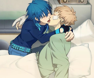 bl, noiz, and dramatical murder image