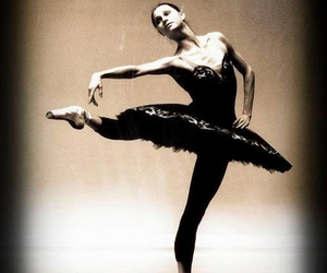 ballet, beautiful, and fit image