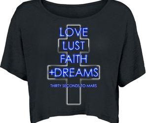 30 seconds to mars and love lust faith dreams image