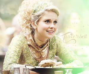 fairy, tinkerbell, and ouat image