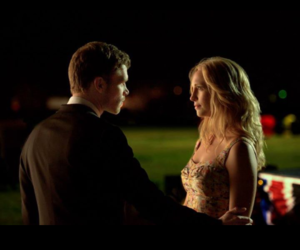 the vampire diaries, candice accola, and klaus image