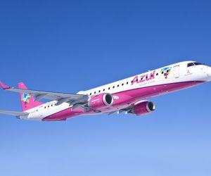 aviao, azul, and pink image