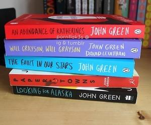 books and john green image