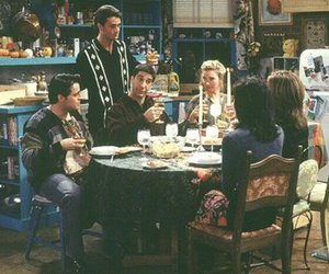 friends, thanksgiving, and f.r.i.e.n.d.s image