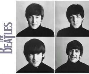 the beatles, band, and beatles image