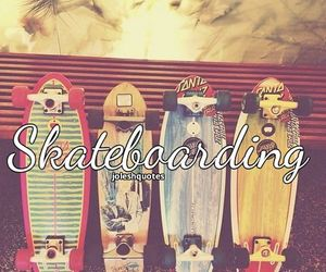 boarding, quotes, and skate image