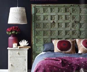 architecture, bedroom decor, and decoracao image