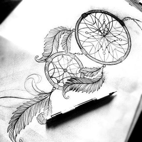 Apanhador Dos Sonhos Dreamcatcher Filtro Dos Sonhos Illustration