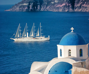 Greece, photography, and blue image
