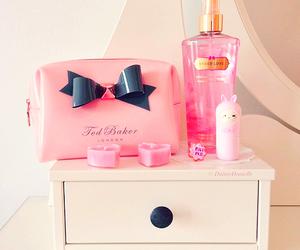 pink, Victoria's Secret, and ted baker image