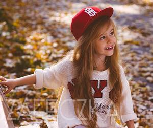 girl, cute, and child image