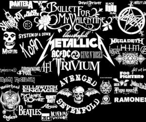 rock and bands image