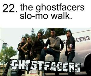 supernatural and ghostfacers image