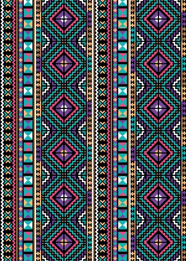 Rip Curl Australia Textile Design By Megan Print