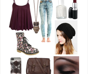 docs, outfit, and Polyvore image