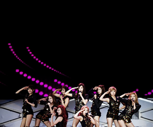 snsd, so nyeo shi dae, and girls' generation image