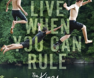 the kings of summer, boy, and movie image