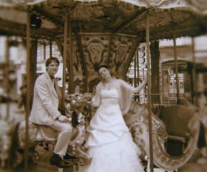 amour, couple, and mariage image