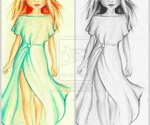 cool, drawing, and drawn image