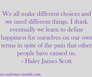 choices, happiness, and life image