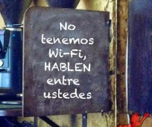wifi, wi-fi, and frases image