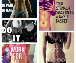 fit, lifestyle, and fitness image
