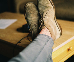 shoes, hipster, and indie image