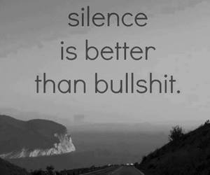 better, quote, and silence image