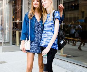 fashion, models, and street fashion image
