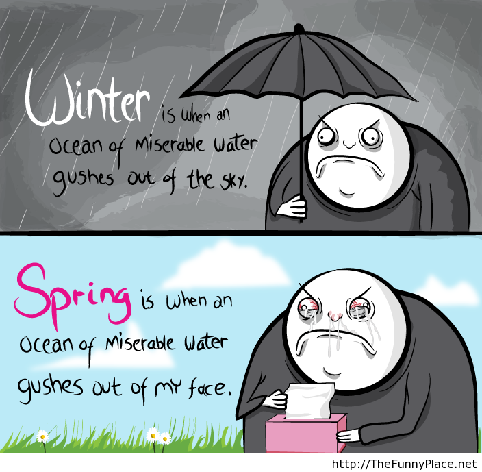 November funny jokes about winter is coming on We Heart It