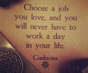 job, quotes, and life image