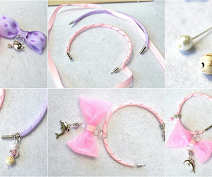 handmade jewelry, jewelry making, and diy project image