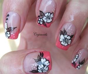 manicure, nailart, and nail image