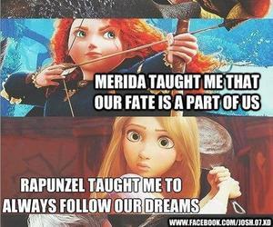 jack, merida, and rapunzel image