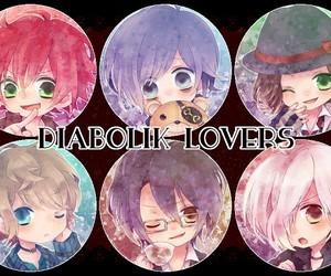 diabolik lovers image