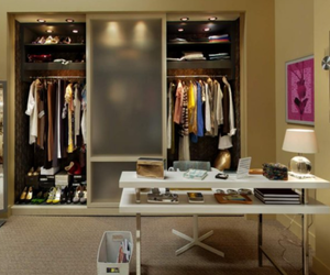 closet, fashion, and gossip image