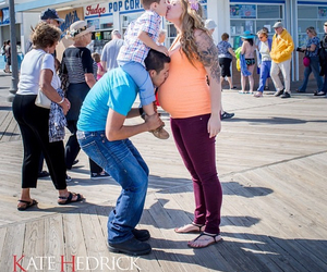 boardwalk, married, and pregnant image