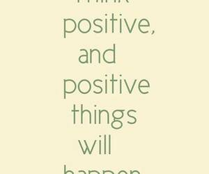 positive and life image