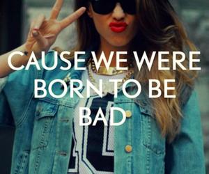 bad and born image