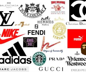 adidas, Versace, and chanel image