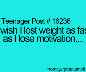 quote, weight, and funny image
