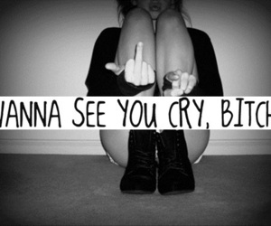 i wanna see you cry image