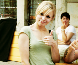 kristen bell, up, and cute image
