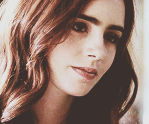 clary fray, lily collins, and tmi image
